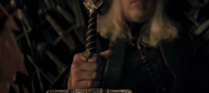 Le tout premier teaser trailer pour la série House of The Dragon